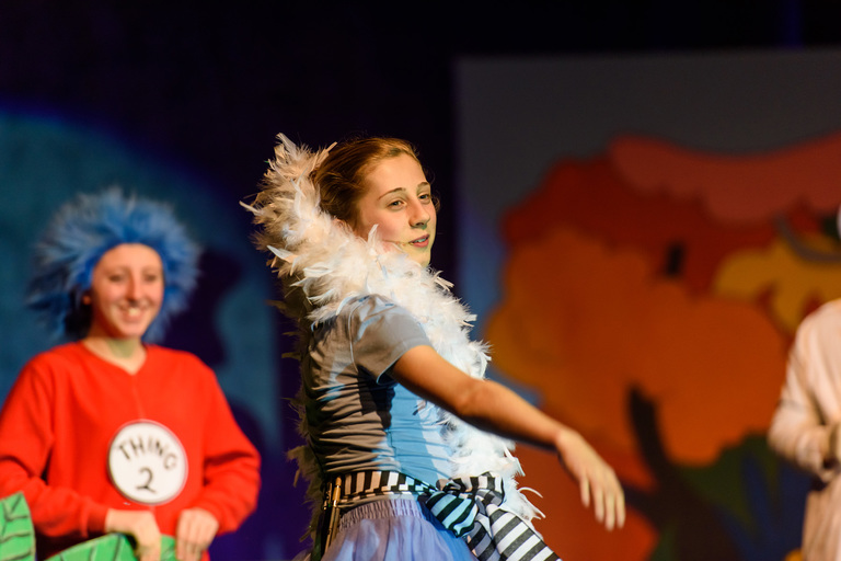 Everything Seussical!
