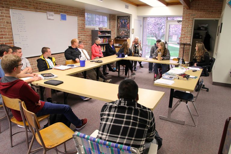 Students report on juvenile justice issues