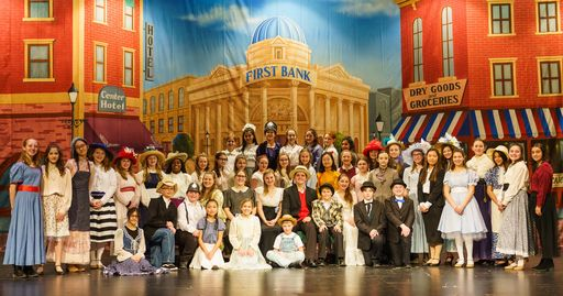 The Music Man Jr. Image Gallery