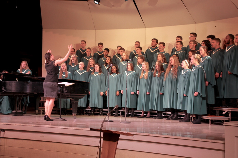 Touring Choir announces spring itinerary