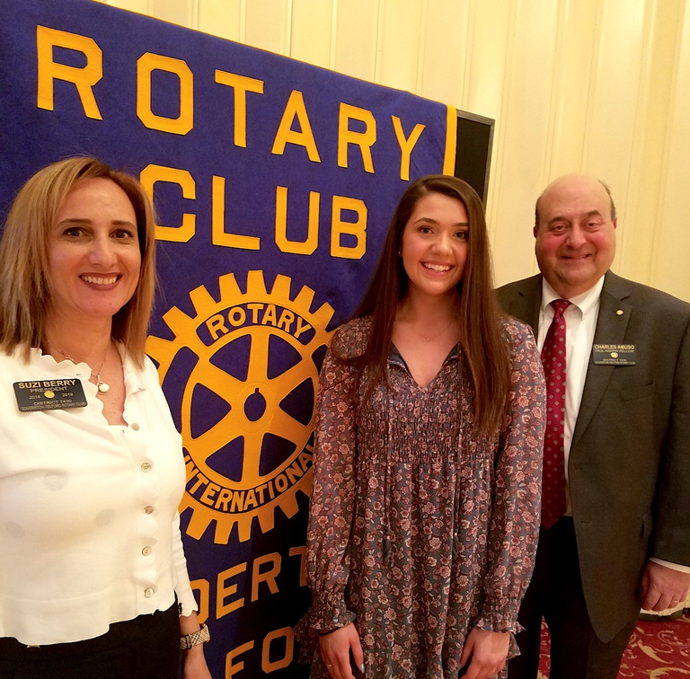 Yates wins Rotary STEM scholarship