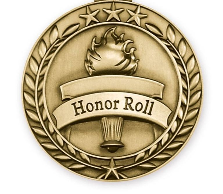 4Q Honor Roll posted for both campuses
