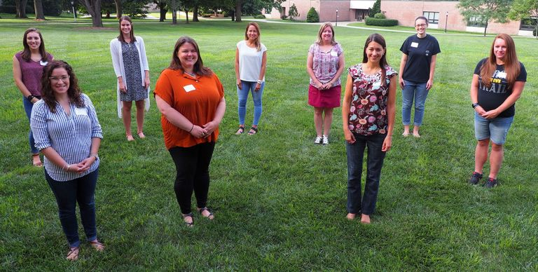 Dock welcomes new faculty