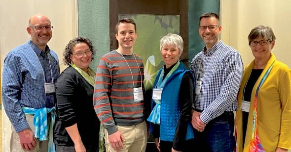 Dock faculty and administrators participate in Mennonite Educators Conference