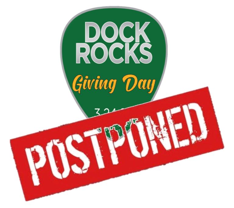 Dock Rocks Giving Day postponed