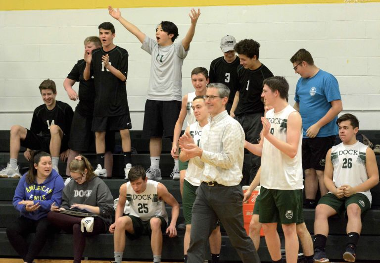 Dock announces new boys volleyball coach