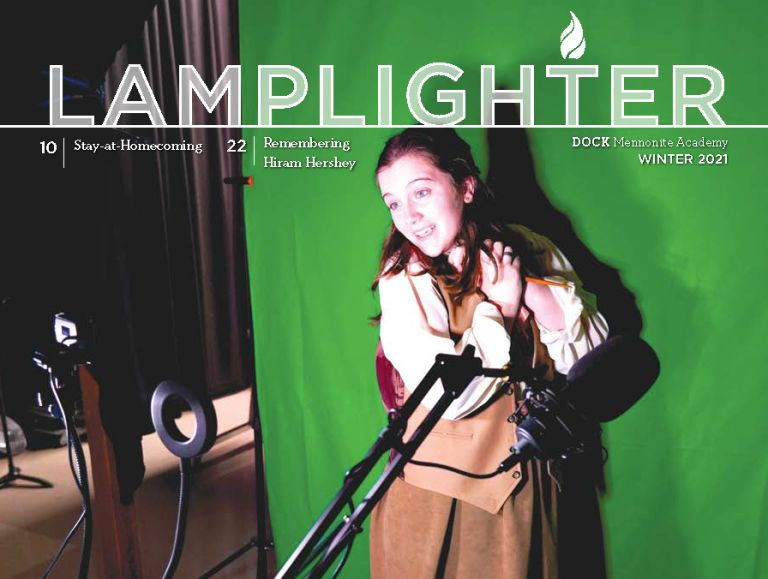 Winter 2021 Lamplighter now available